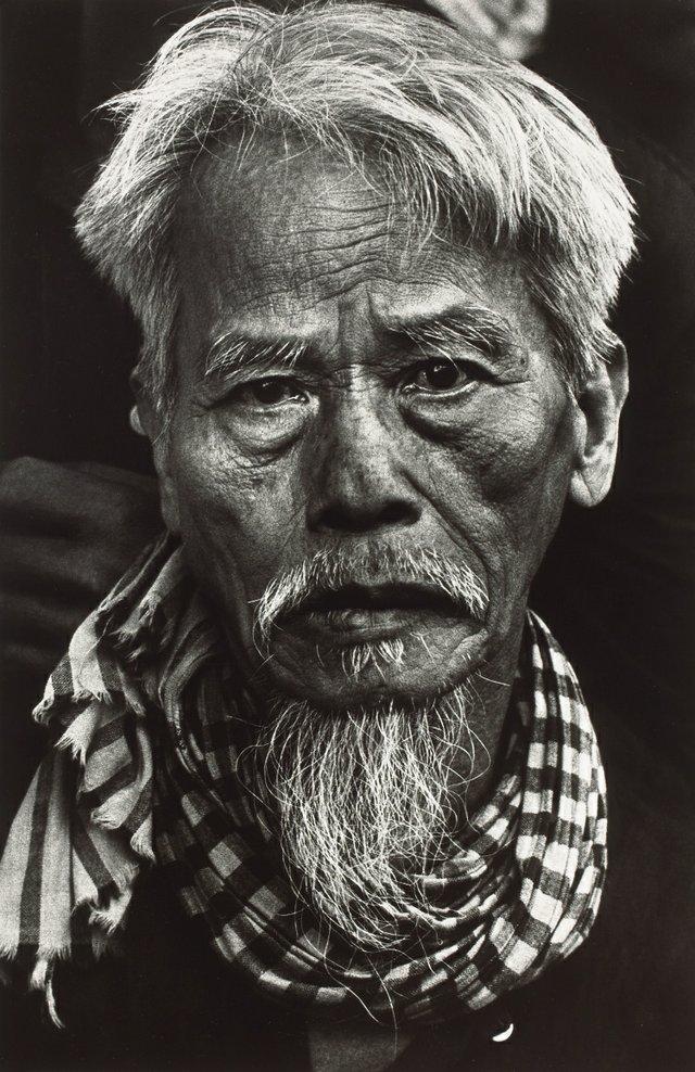 """""""Old Vietnamese man, Tet Offensive"""""""