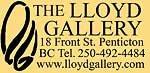 Lloyd Gallery logo