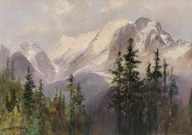 """""""Mountain Peak"""""""