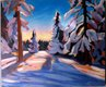 """Winter Visions"" at Planet Art Gallery"
