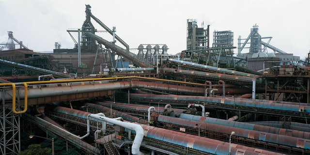 """Bao Steel #4, Shanghai, China"""
