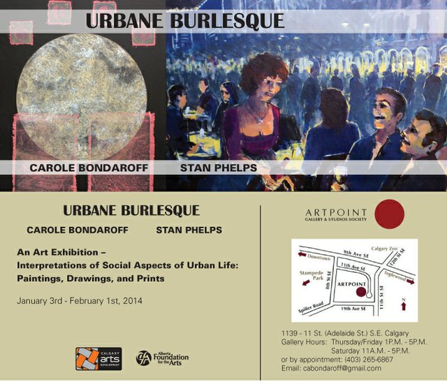 Urbane Burlesque