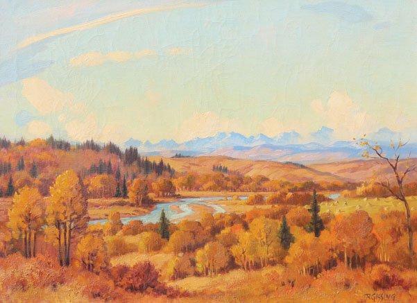 """""""Elbow River, El Rancho"""""""