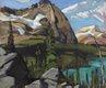 "Arthur Lismer ""Canadian Rockies"""