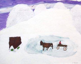"""""""Winter in Winnipeg"""""""