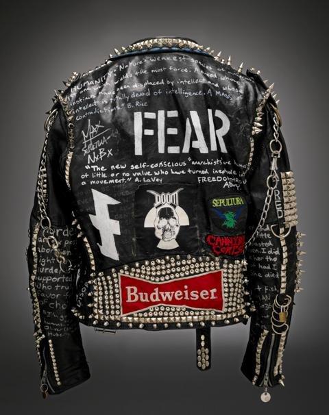 """Punk jacket"""