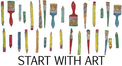 """Start With Art"""