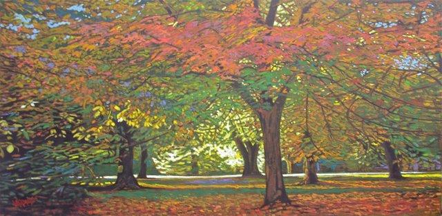 """""""Shaughnessy Autumn"""""""