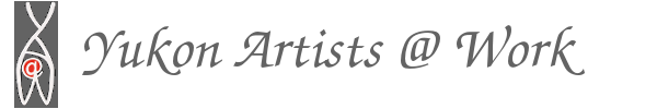 Yukon Artists at Work logo