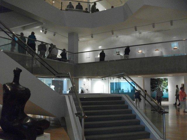 Palm Springs Art Museum Upper Levels