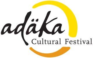 Adaka Festival logo
