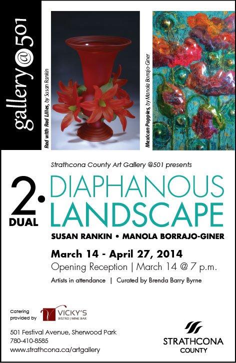 """Duality in a Diaphanous Landscape"""