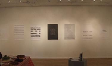 Donna Patton installation