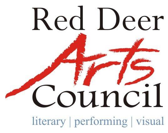 Red Deer Arts Council logo