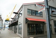 Pipe Shop Building - North Vancouver