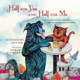 """Half for You and Half for Me"" book cover"