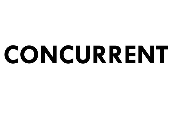 Concurrent exhibition