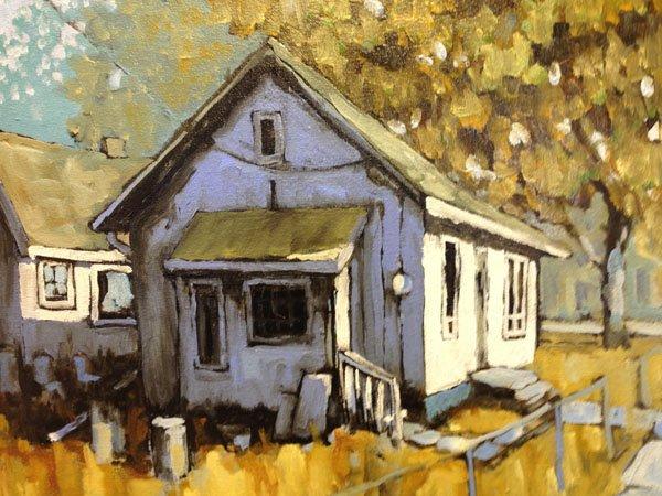 "Bruce Allen ""Parkdale Corner Lot Edmonton"""