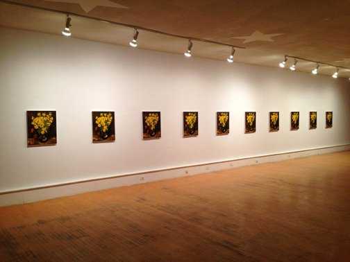 """""""Recent Acquisitions"""" installation view"""