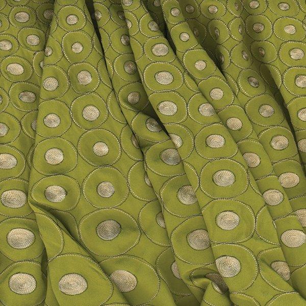 """Green Afternoon Dress"""