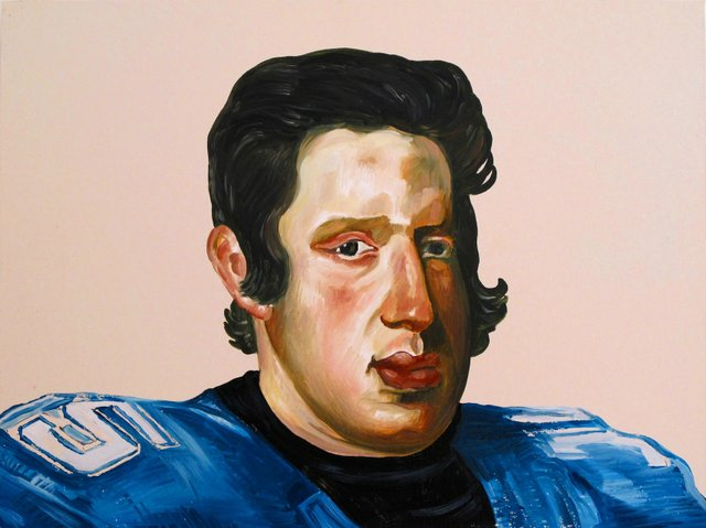 "Noah Becker ""Phillip IV in the Costume of Tim Tebow"""