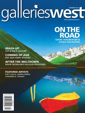 Galleries West Summer 2014