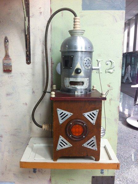 "Jimmy Descant ""Robot"""