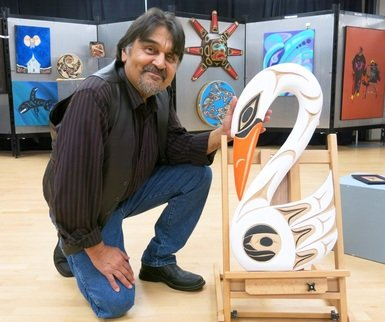 Doug Lafortune and his art