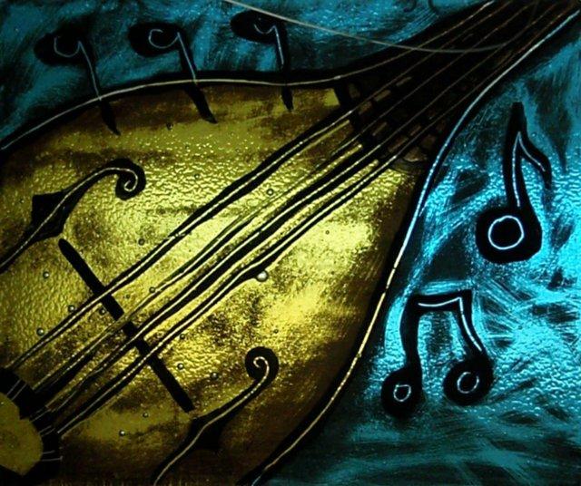 "Jeanine Baker ""The Mandolin"""