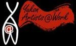 Yukon Artists at Work New Logo
