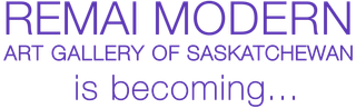 Remai Modern opening