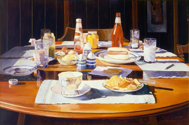 """Supper Table"""
