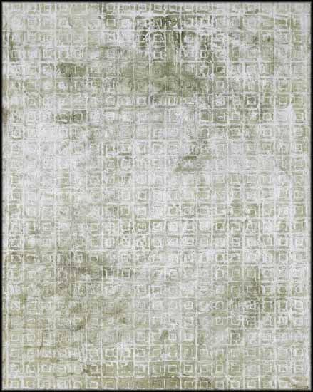 """Kazuo Nakamura CGP CSGA CSPWC P11 """"Square Infinity"""" 1964"""