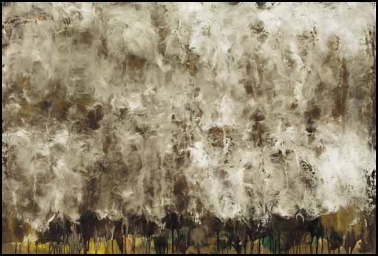 """Jean Albert McEwen AANFM RCA """"Les cages d'îsles #19"""" 1974"""
