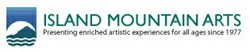 Island Mountain Arts logo