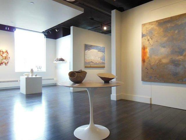 Summer 2014 Exhibition Darrell Bell Gallery