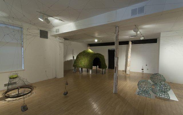 """Sherri Chaba, """"Retreat"""", 2014"""
