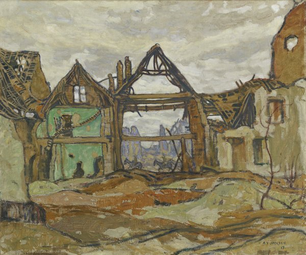 """Houses of Ypres"""