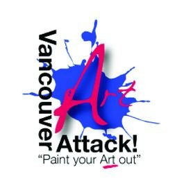 """Vancouver Art Attack logo"""