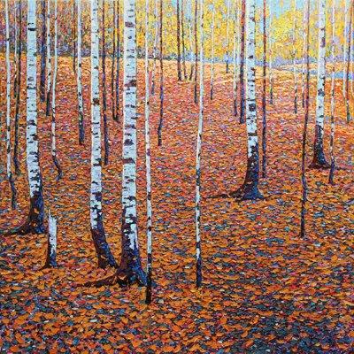 """""""Birch Woods"""""""
