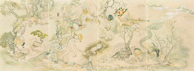 """Howie Tsui, """"The Unfortunates of d'Arcy Island,"""" 2013"""