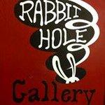 Rabbit Hole Gallery logo