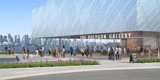 Polygon Gallery rendering