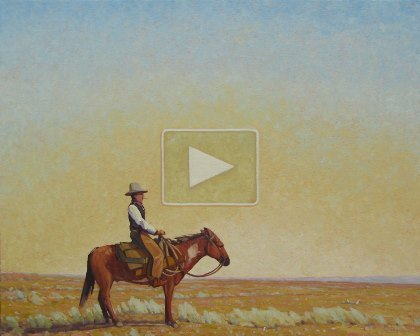 """""""Riding Old Paint – Play on Paintings"""""""