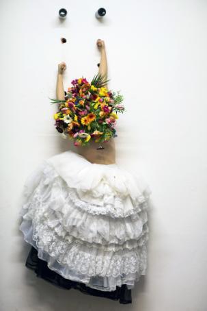 "Emily Promise Allison ""Edelweiß"", 2013, Performance"