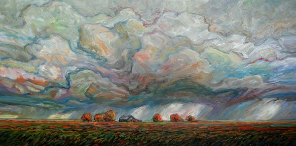 """Early Fall Rains"""