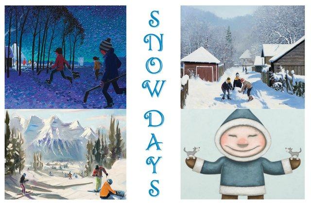 Snowdays poster