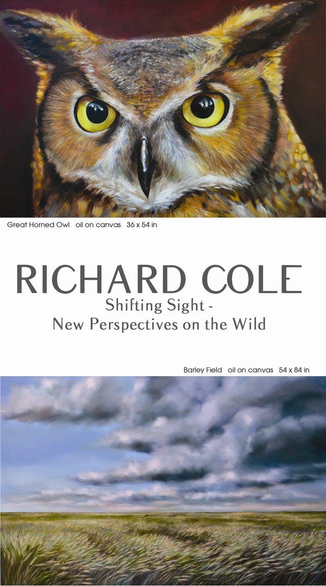 Richard Cole poster