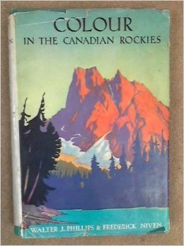 Colour in the Canadian Rockies - cover