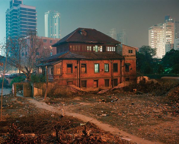 """House on Huashan Lu, North View from Phantom Shangai"""